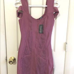 Fashion Nova Banded Together Dress- size XS